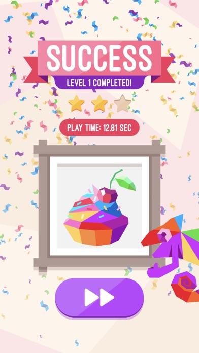 Chameleon Puzzle Game screenshot 2