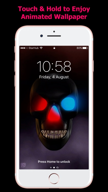 Live Wallpapers for iPhones screenshot-0