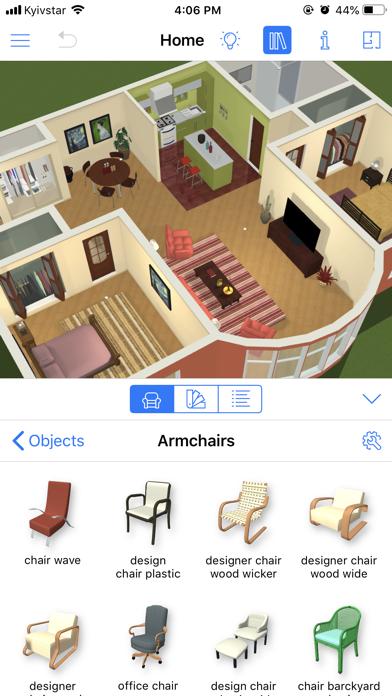 Live Home 3D Pro App Download - Productivity - Android Apk