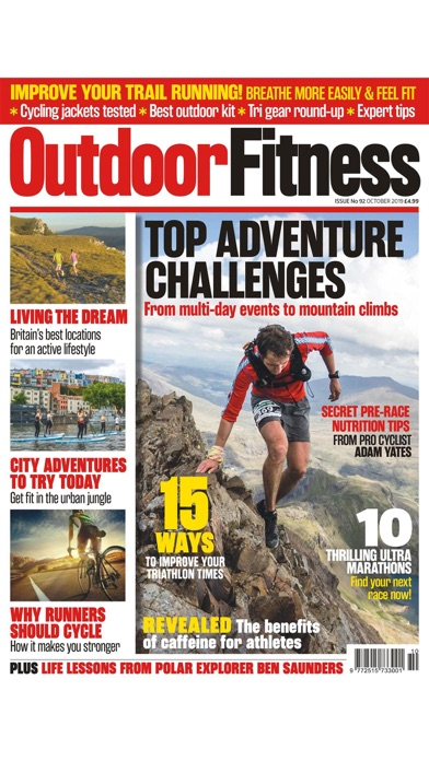 Outdoor Fitness Mag