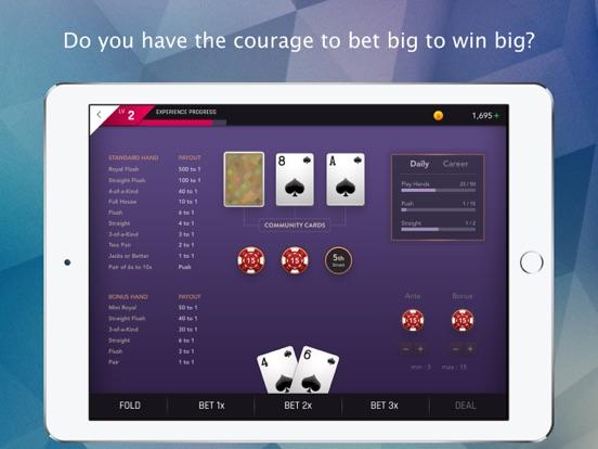 Mississippi Stud Poker screenshot