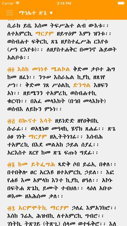 Mahilete Tsige screenshot-3