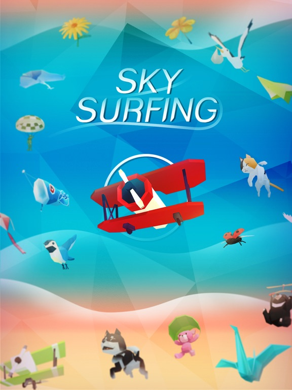 Sky Surfing screenshot 15