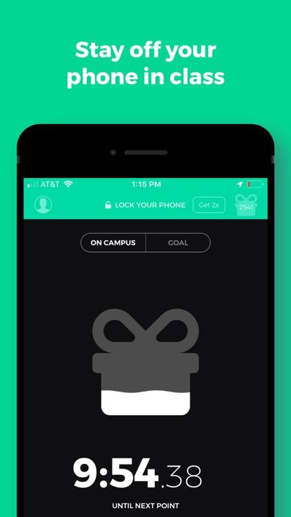 Pocket Points: Student Rewards screenshot-0
