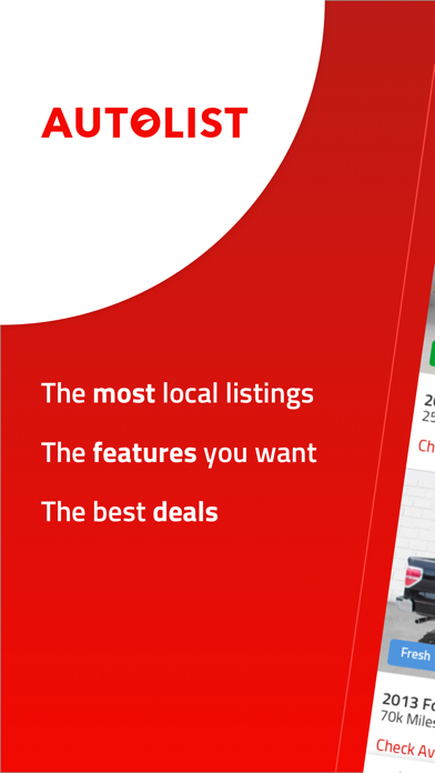 Top 10 Apps like Used Car Search Pro - iSeeCars in 2019 for