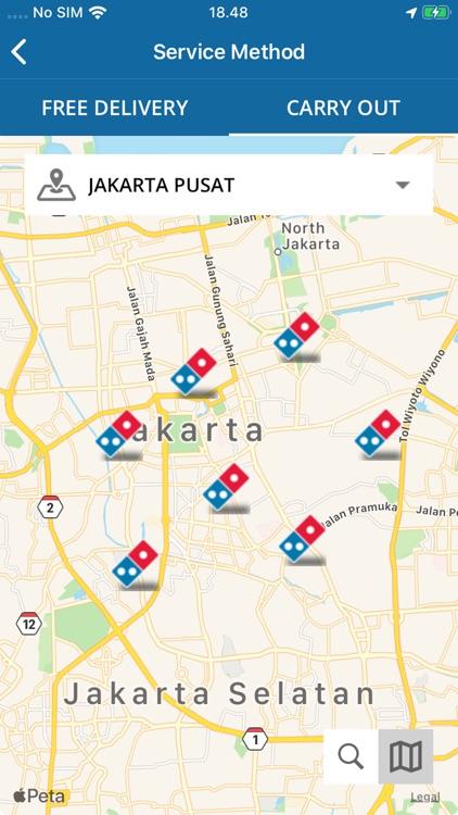 Domino's Pizza Indonesia screenshot-4