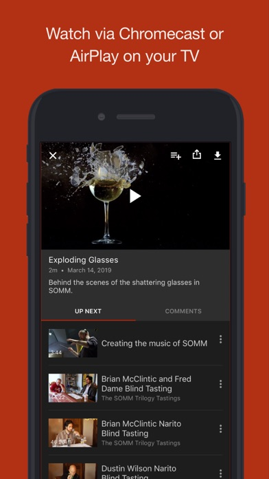 SOMM TV Screenshot