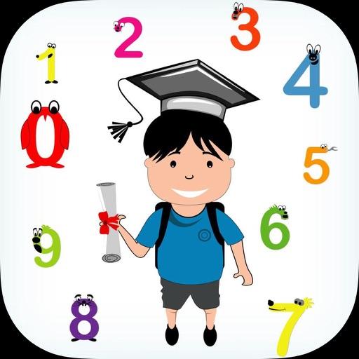 宝贝爱学习 - 算术成语儿歌动画app