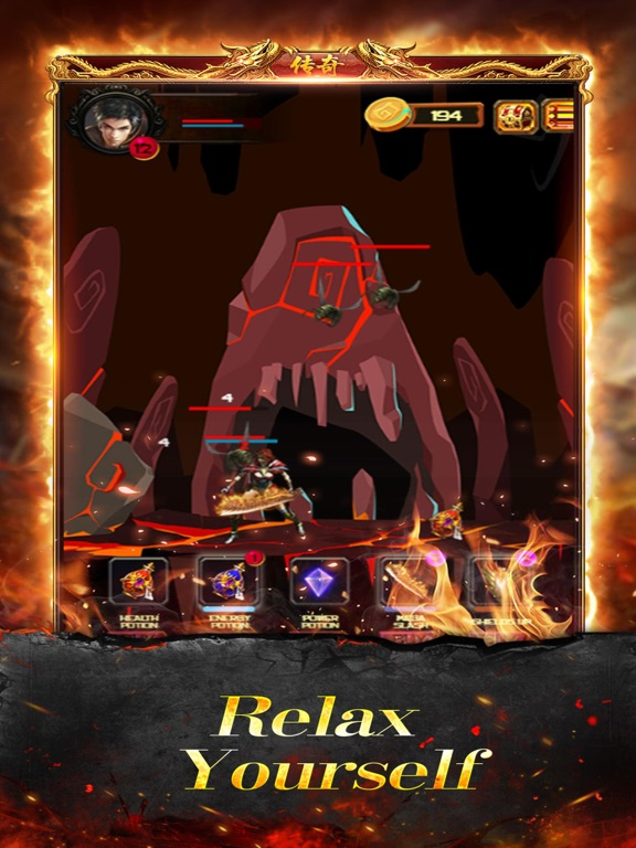 Destroy Monsters-Click Game screenshot 10