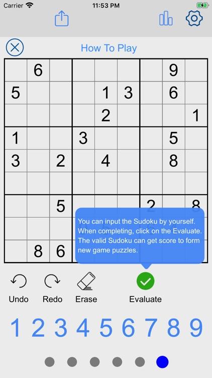 Sudoku Player - Number Puzzles screenshot-5