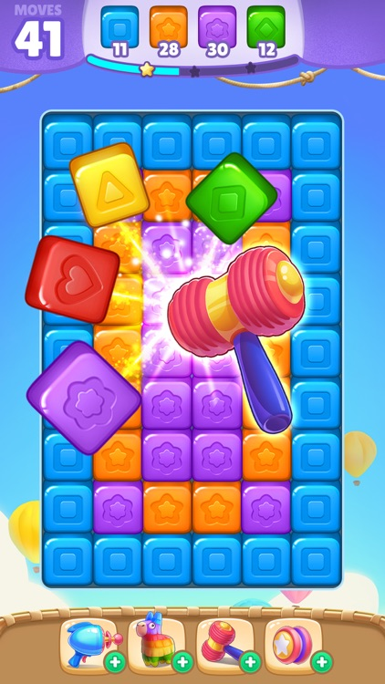 Cube Rush Adventure screenshot-4