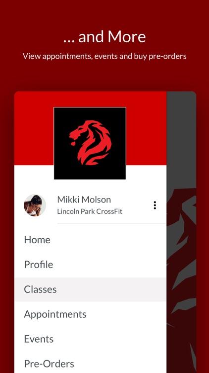 Lincoln Park CrossFit screenshot-3