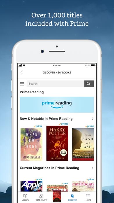Amazon Kindle for Windows