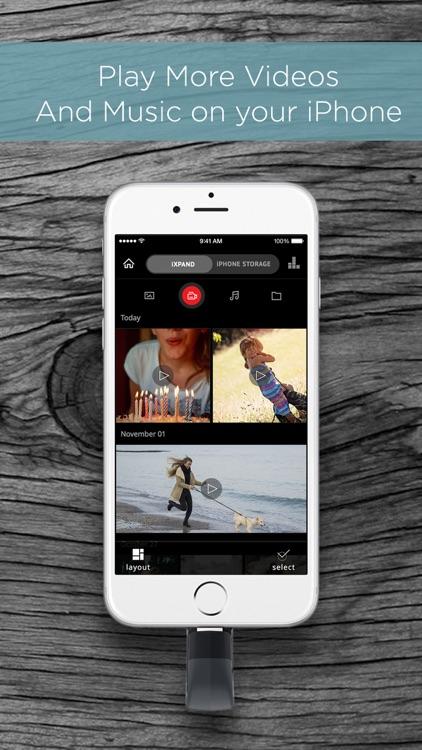 SanDisk iXpand™ Drive screenshot-3