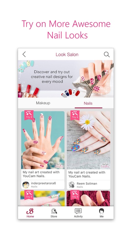 YouCam Nails - Manicure Salon screenshot-4