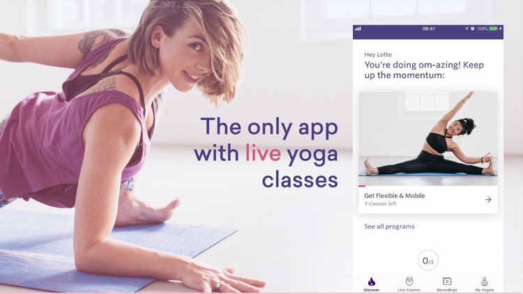 Yogaia: Yoga & Meditation