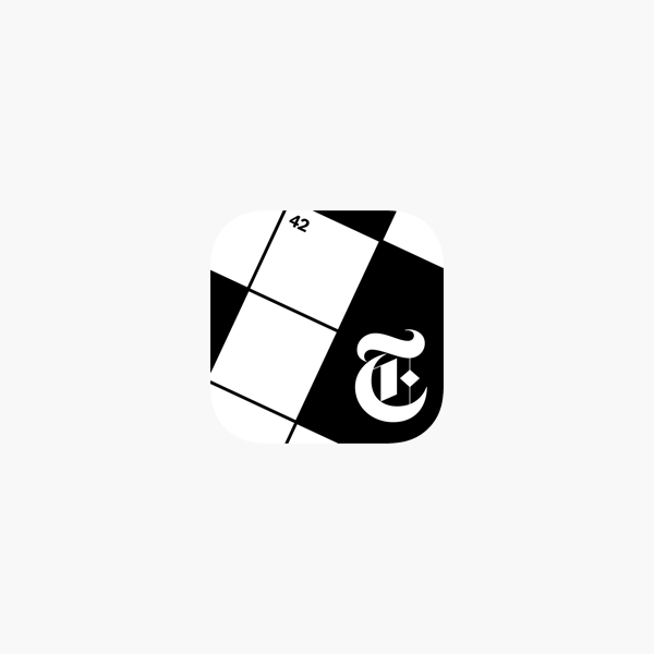 New York Times Crossword on the App Store