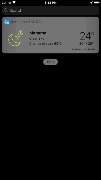 Bahrain Weather screenshot-8