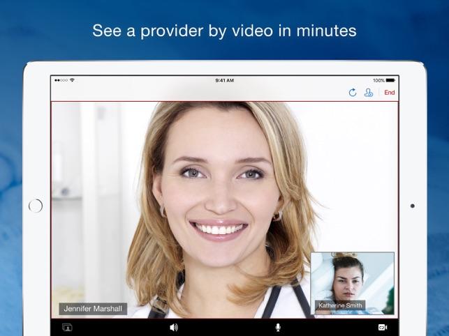 IU Health Virtual Visits on the App Store