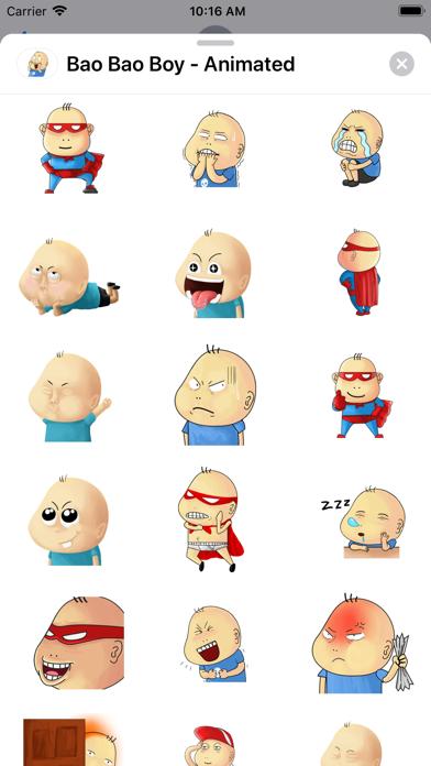 Bao Bao Boy - Animated screenshot 6