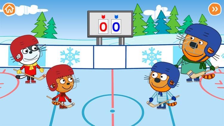 Kid-E-Cats Educational Games screenshot-4
