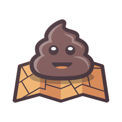 ‎Poop Map - Pin and Track