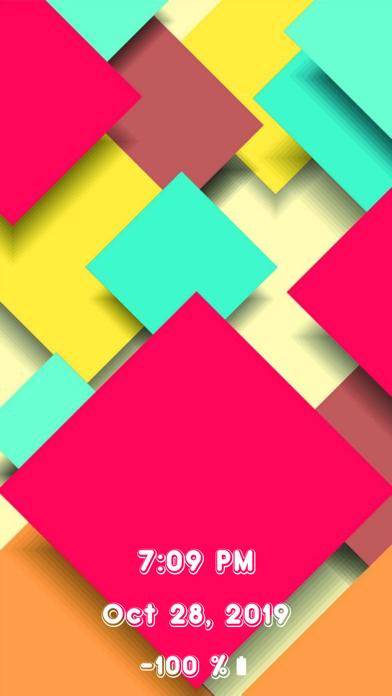 ClockDisplay - Time Wallpaper screenshot 5
