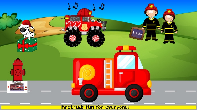 Fireman Game Fire-Truck Games