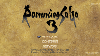 Screenshot from Romancing SaGa 3