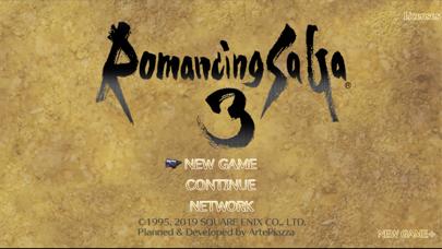 Screenshot for Romancing SaGa 3 in Austria App Store