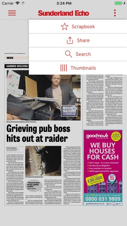 The Sunderland Echo Newspaper screenshot-3