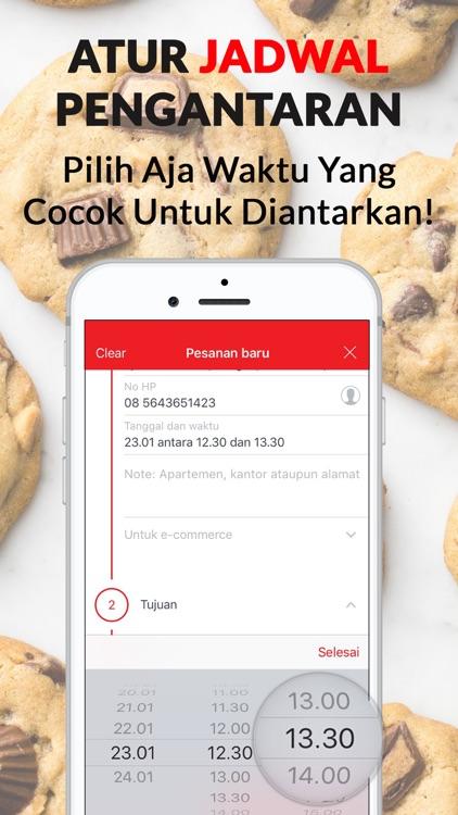 MrSpeedy: Delivery Service App
