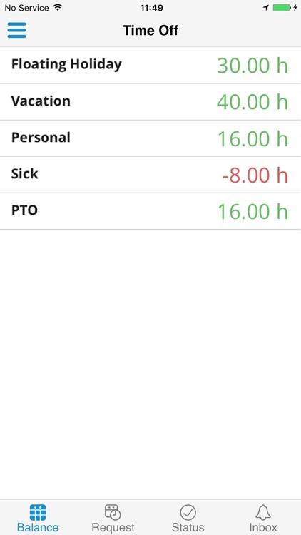 Paylocity Mobile