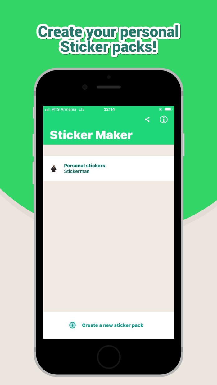 Sticker Maker Studio - Revenue & Download estimates - Apple App