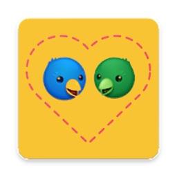 Love Birds- Physics Puzzle