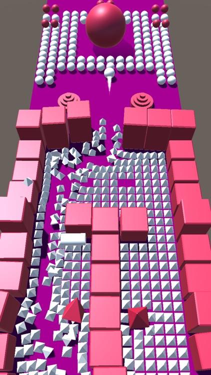 Strike Hit Color Bump 3D