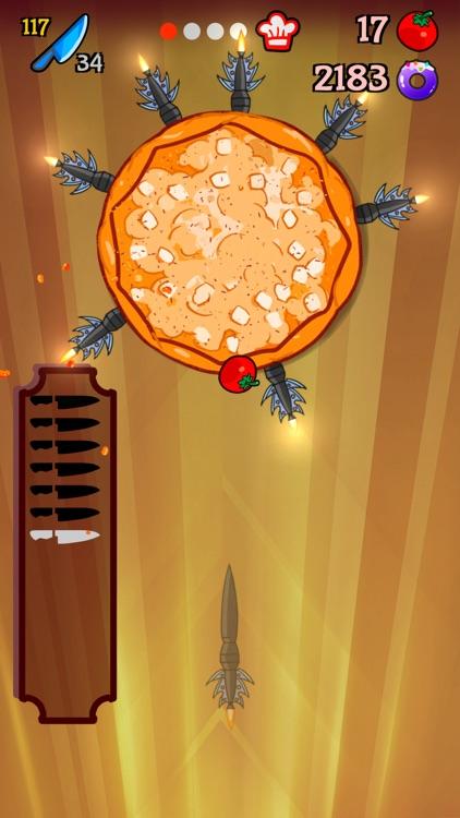Food Cut - knife games screenshot-3