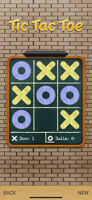 ‎Tic Tac Toe ∙ Screenshot