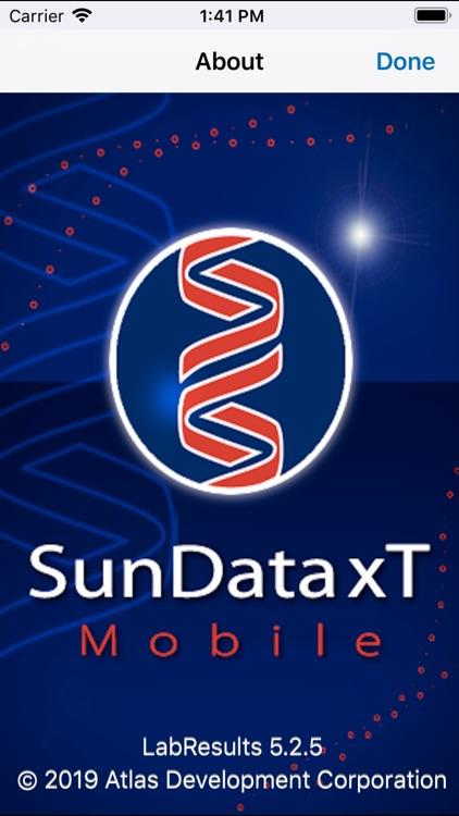 SML SunData xT MA screenshot-8