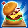 点击获取Burger Builder: Crazy Cooking