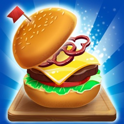 Burger Builder: Crazy Cooking