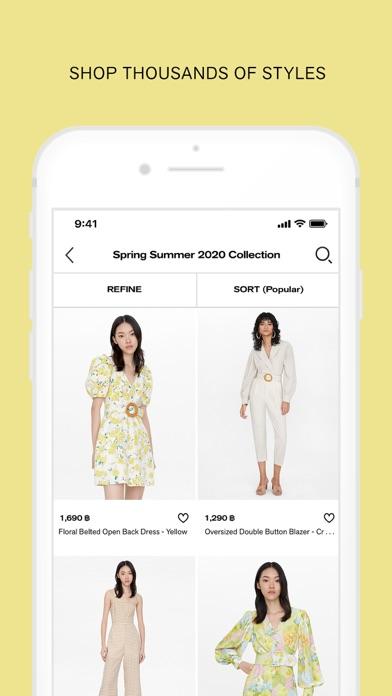 Screenshot #3 pour Pomelo Fashion