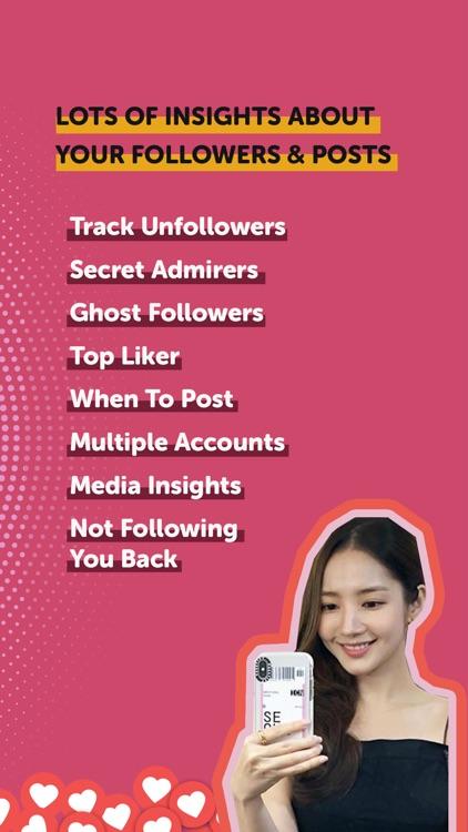 Liker Analyzer for Instagram screenshot-3
