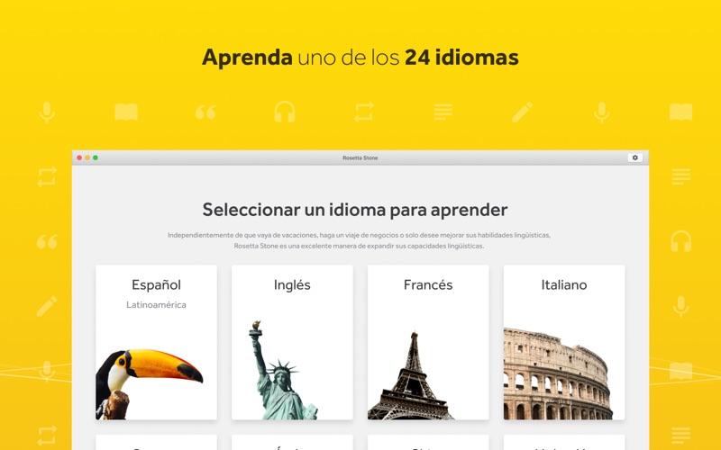 Rosetta Stone: Aprende Idiomas para PC - Descarga gratis [Windows 10,8,7 y  Mac OS] - PcMac Español