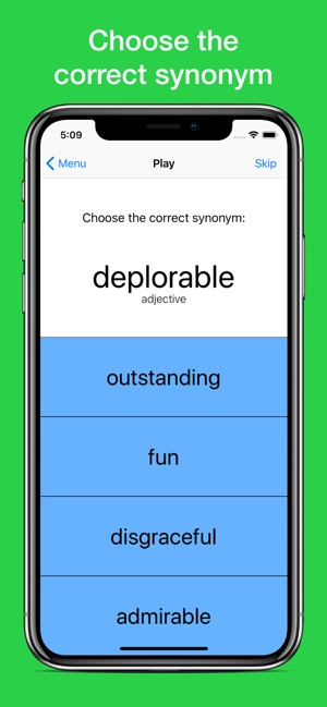 Learn Words Vocabulary Builder on the App Store