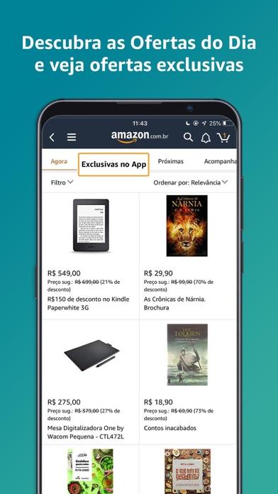 Foto do Amazon Shopping