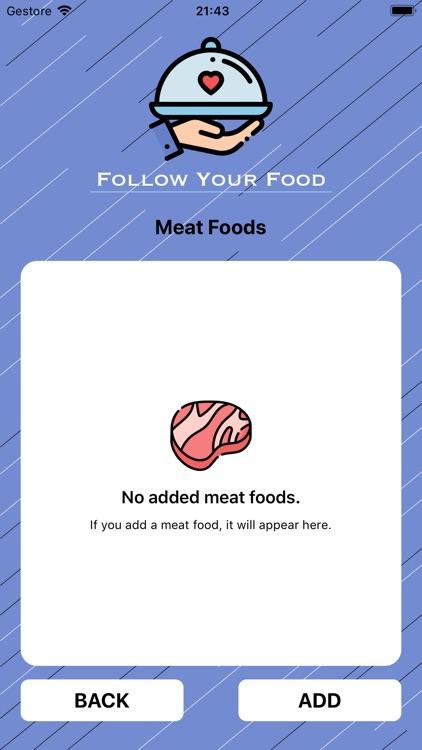 Follow Your Food screenshot-6
