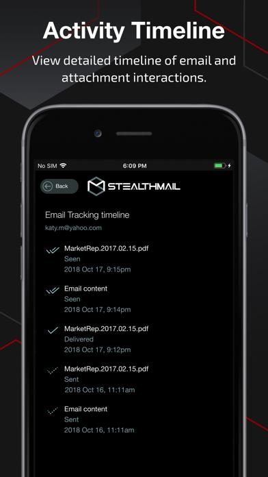 StealthMailСкриншоты 6