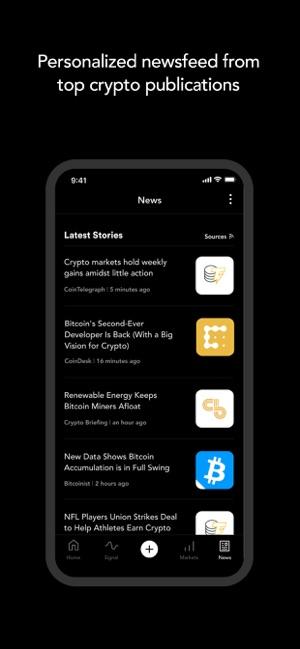 Blockfolio - Crypto Tracker on the App Store