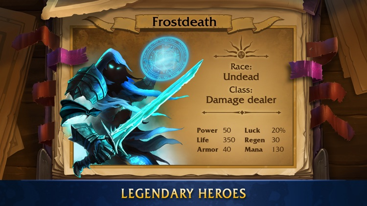 Heroes Of War Magic